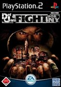 Cover zu Def Jam Fight for NY - PlayStation 2