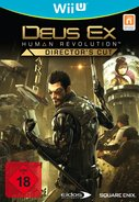 Cover zu Deus Ex: Human Revolution - Director's Cut - Wii U