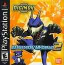 Cover zu Digimon World 2 - PlayStation