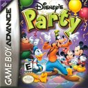 Cover zu Disney's Party - Game Boy Advance