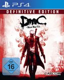 Cover zu DmC: Definitive Edition - PlayStation 4