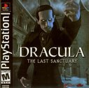 Cover zu Dracula: The Last Sanctuary - PlayStation