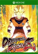 Cover zu Dragon Ball Fighter Z - Xbox One