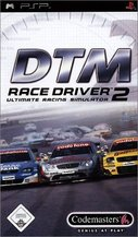 Cover zu DTM Race Driver 2 - PSP