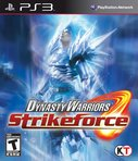 Cover zu Dynasty Warriors: Strikeforce - PlayStation 3
