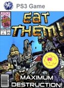 Cover zu Eat Them! - PlayStation 3