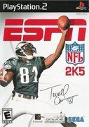 Cover zu ESPN NFL 2K5 - PlayStation 2