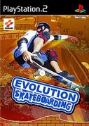 Cover zu Evolution Skateboarding - PlayStation 2