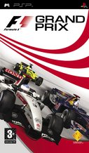 Cover zu F1 Grand Prix - PSP