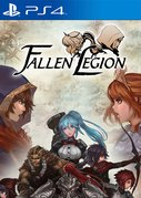 Cover zu Fallen Legion - PlayStation 4