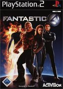 Cover zu Fantastic 4 - PlayStation 2