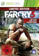 Cover zu Far Cry 3 - Xbox 360