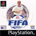 Cover zu FIFA 2001 - PlayStation