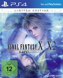 Cover zu Final Fantasy X/X-2 HD - PlayStation 4