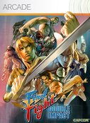 Cover zu Final Fight: Double Impact - PlayStation 3