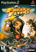 Cover zu Freaky Flyers - PlayStation 2