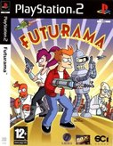 Cover zu Futurama - PlayStation 2