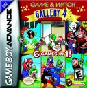 Cover zu Game & Watch Gallery 4 - Game Boy Advance