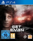Cover zu Get Even - PlayStation 4