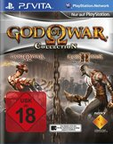 Cover zu God of War Collection - PS Vita