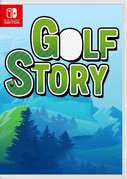 Cover zu Golf Story - Nintendo Switch