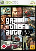 Cover zu Grand Theft Auto 4 - Xbox 360