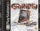 Cover zu Grandia - PlayStation