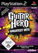 Cover zu Guitar Hero: Greatest Hits - PlayStation 2