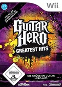 Cover zu Guitar Hero: Greatest Hits - Wii