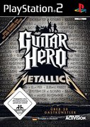 Cover zu Guitar Hero: Metallica - PlayStation 2