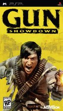 Cover zu Gun Showdown - PSP