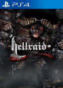 Cover zu Hellraid - PlayStation 4
