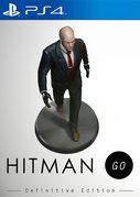 Cover zu Hitman GO: Definitive Edition - PlayStation 4