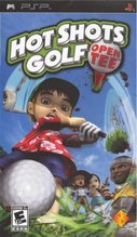 Cover zu Everybody's Golf - PSP