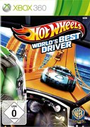 Cover zu Hot Wheels World's Best Driver - Xbox 360
