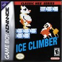 Cover zu Ice Climber - Game Boy Advance