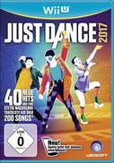 Cover zu Just Dance 2017 - Wii U