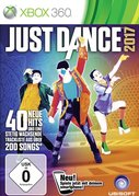 Cover zu Just Dance 2017 - Xbox 360