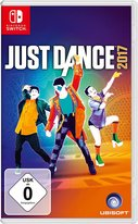 Cover zu Just Dance 2017 - Nintendo Switch