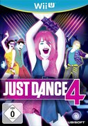 Cover zu Just Dance 4 - Wii U
