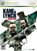 Cover zu Kane & Lynch: Dead Men - Xbox 360