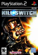Cover zu kill.switch - PlayStation 2