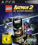 Cover zu LEGO Batman 2: DC Super Heroes - PlayStation 3