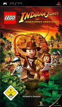 Cover zu LEGO Indiana Jones: The Original Adventures - PSP