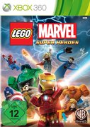 Cover zu LEGO Marvel Super Heroes - Xbox 360