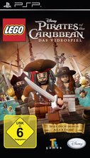 Cover zu Lego Pirates of the Caribbean: Das Videospiel - PSP