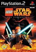 Cover zu Lego Star Wars - PlayStation 2