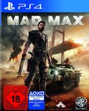 Cover zu Mad Max - PlayStation 4
