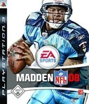 Cover zu Madden NFL 08 - PlayStation 3