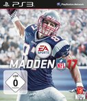 Cover zu Madden NFL 17 - PlayStation 3